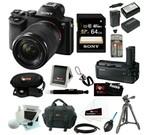 Sony a7K ILCE-7K/B Full-Frame 24