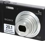 SONY Cyber-shot W800 DSC-W800/B Black 20