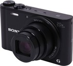 SONY Cyber-shot WX350 DSC-WX350/B Black 18