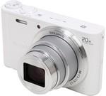 SONY Cyber-shot WX350 DSC-WX350/W White 18