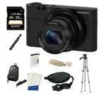 Sony DSC-RX100 20.2 MP Exmor CMOS Sensor Digital Camera with 3