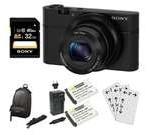 Sony RX100 DSC-RX100 20.2 MP Exmor CMOS Sensor Digital Camera with 3